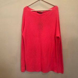 NWT Tommy Bahama Pink Sweater